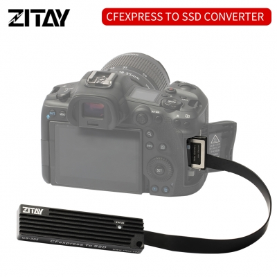 ZITAY CFexpress to SSD Converter Adapter Model CS-305